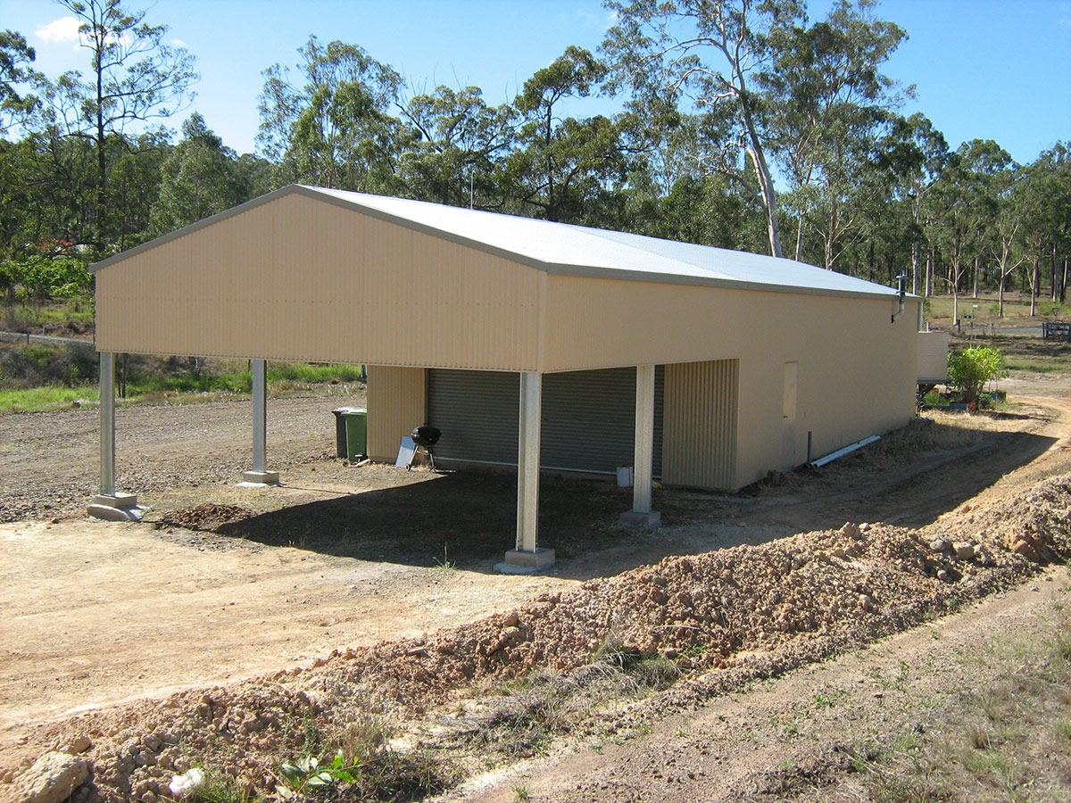 Awnings - Shed Constructions QLD Pty. Ltd.