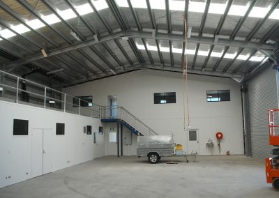 Commercial Interior Gracemere