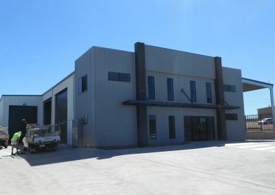 Commercial shed Gracemere